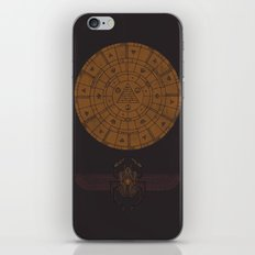 Sacred Sun iPhone & iPod Skin