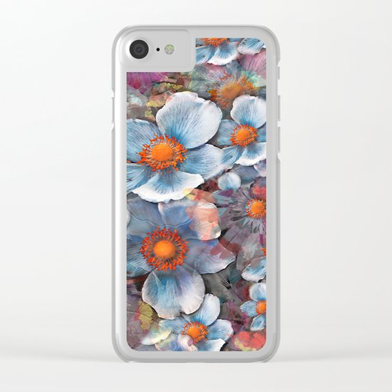 Flower carpet(53). Clear iPhone Case