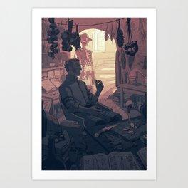 TW3: Bygones Art Print