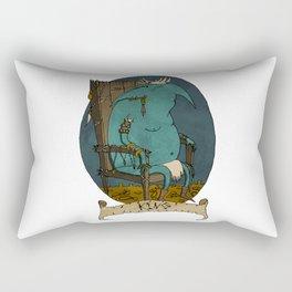 Goblin King Rectangular Pillow