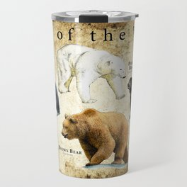 Bears of the World Travel Mug