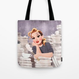 Look For The Silver Lining - Judy Garland Tote Bag