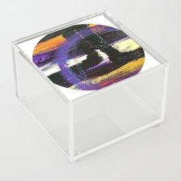 Window Abstract Acrylic Box