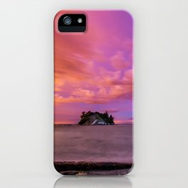 Whytecliff Park iPhone Case