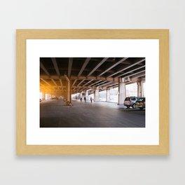 Williamsburg I Framed Art Print