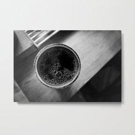 fresh cup Metal Print