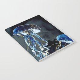 Metallic Ocean III Notebook