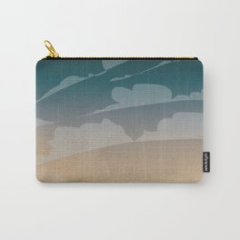 Endless Sky Carry-All Pouch