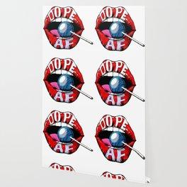 Dope Lips Wallpaper