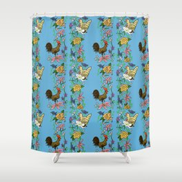 For Mom Shower Curtain