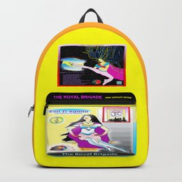 EVIL TI VANNA POSTER Backpack
