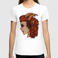 capricorn T-shirts featuring Capricorn by redrockit