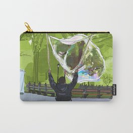Magic Bubble Carry-All Pouch