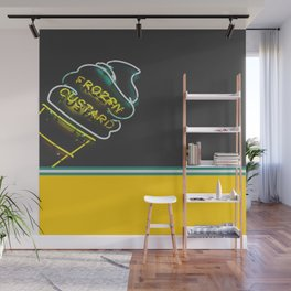 Ice cream party Wall Mural