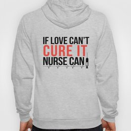 Nurse Cure Hoody