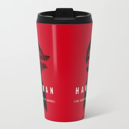 Hawkman or The Unexpected Vice of Ambition Travel Mug