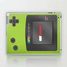 Gameboy Color (green) Laptop & iPad Skin