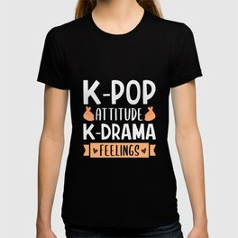 K-Pop Design for a K-Pop Fan T-shirt