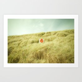 Unknowns 1 Art Print