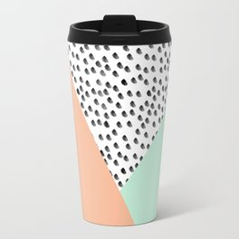 Mod Palm Springs - Abstract Travel Mug