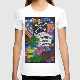 Dents Tranchantes T-shirt