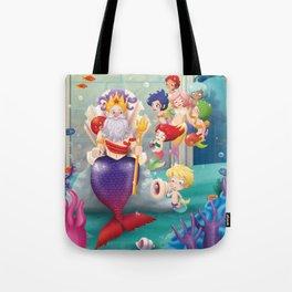 Sirènes - Mermaids Tote Bag