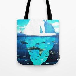 The Iceberg Tote Bag