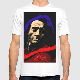 Chopin pop-art T-shirt