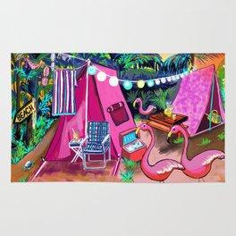 Camp PINK Rug