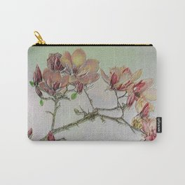 Metal Magnolia Carry-All Pouch