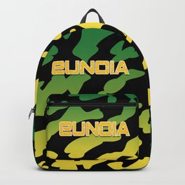 TCR - εὔνοια - edition G/Y Backpack Backpack