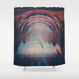 Fractions B03 Shower Curtain