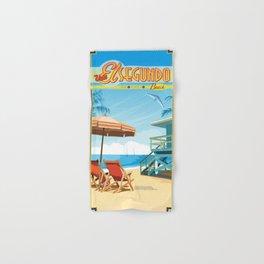 El Segundo Beach Hand & Bath Towel