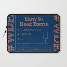 How to beat Bama Laptop Sleeve
