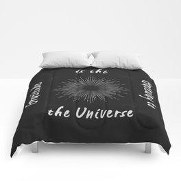 Universal Gratitude DK Comforters
