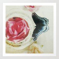 tea for one Art Print