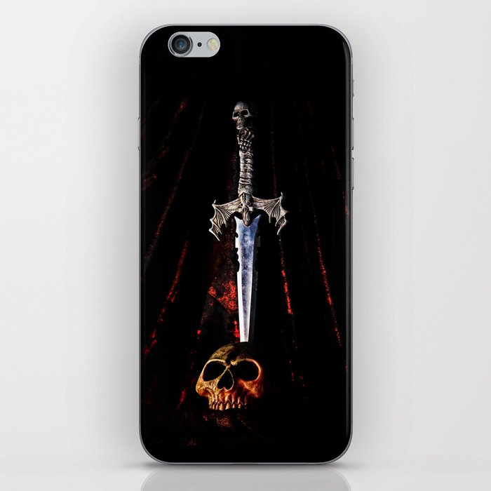 The Reaver iPhone Skin