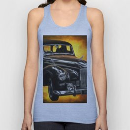Humber Pullman Limousine Unisex Tank Top