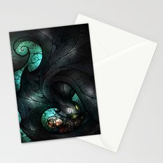 The Alpha Stationery Cards