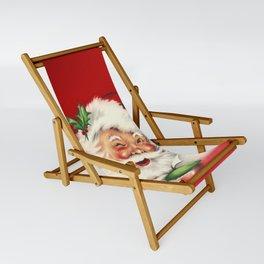 Vintage Santa Sling Chair