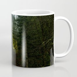 Tucked Away in the Columbia River Gorge Coffee Mug