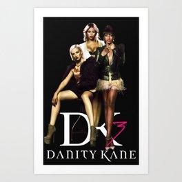 DK3 Art Print
