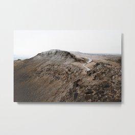 The Mountains VIII / Oregon Metal Print