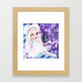 Quiory Framed Art Print