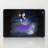 dia de los muertos iPad Cases featuring dia de los muertos by syles