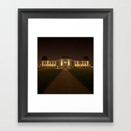 The Observatory!  Framed Art Print