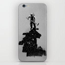 Negative Space iPhone Skin