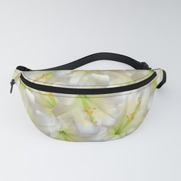 Cotton Seed Lilies Fanny Pack