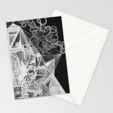 Structures Stationery Cards