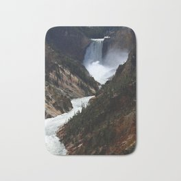 Grand Canyon of theYellowstone Bath Mat